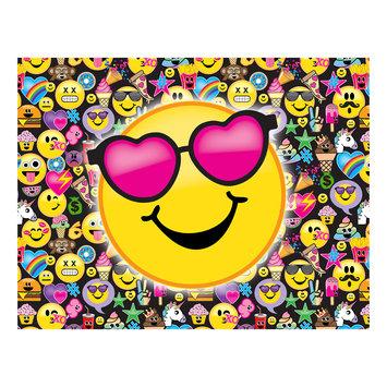 Franco Manufacturing Emoji Plush Pillow