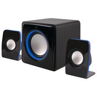 Ilive Hb36b Bluetooth[r] Home Music System With Led Lights