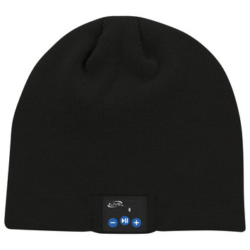 Dpi Inc Ilive - Beanie Wireless Headphones - Black