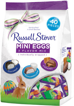 Russell Stover Candies Assorted Mini Eggs