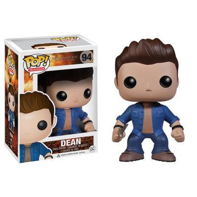Funko POP Television: Supernatural Dean Action Figure