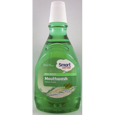 Mygofer Mouthwash Fresh Mint Flavor 50.7 fl oz (1.5 lt)