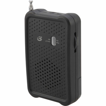 GPX - R055B Portable Radio - Multi