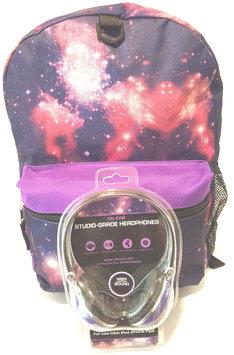 Fashion Accessory Bazaar Llc Backpack With Headphones
