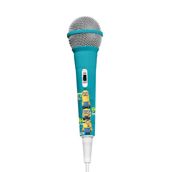 First Act Inc. Minions Microphone