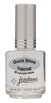 Jordana Cosmetics Corporation Nail Treatment - Quick Shine 0.5 fl oz