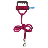 Howard Pets Power Leash for Dogs, Brown