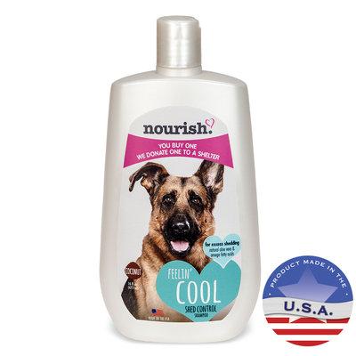 Feelin' Cool Shed Control Shampoo - Coconut Verbena 16 oz