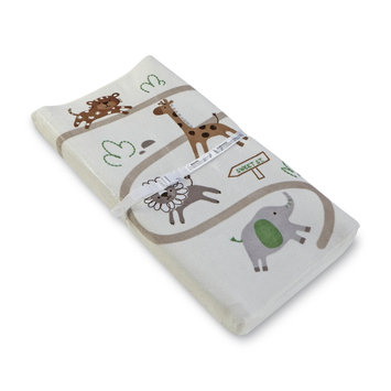 Summer Infant Products, Inc. Plush Changing Pad Cover - Safari