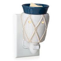 Candle Warmers Plug-In Fragrance Warmer - Nautical