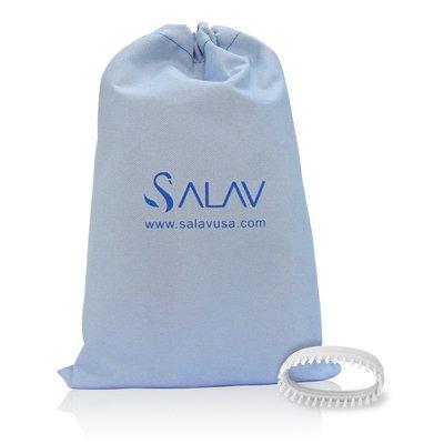 Macdowell Associates SALAV SA-102 Accessory Pack, 2 Piece set - Brush & Travel Bag for use with TS01 Travel Hand Held Gar