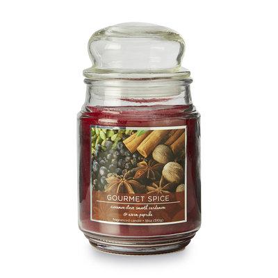 18-ounce Jar Candle - Gourmet Spice