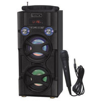 Cam Consumer Products, Inc. Sykik Bluetooth Karaoke, PA System Tower Speaker