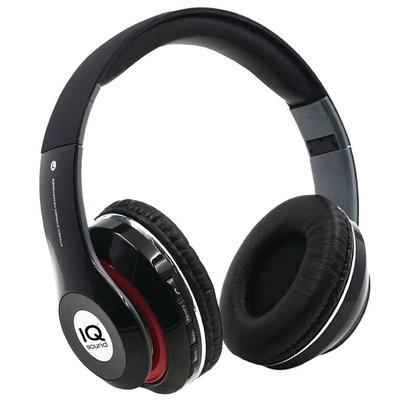 Supersonic On Ear Bluetooth Headphones Black (Each)