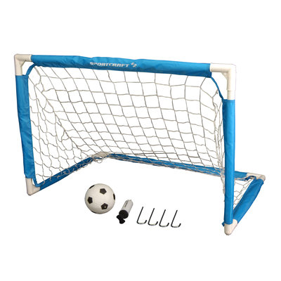 Letex Enterprises Hk Ltd Sportcraft Instant Set Soccer Goal