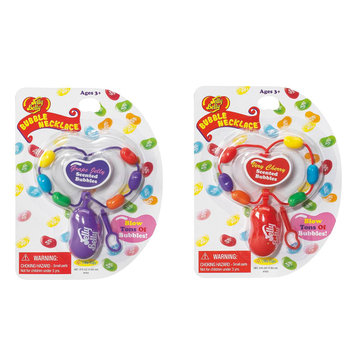 Shreeram Overseas Jelly Belly Necklaces Grape and Cherry 2 Pack