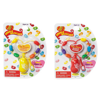 Shreeram Overseas Jelly Belly Necklaces Cherry and Banana 2 Pack