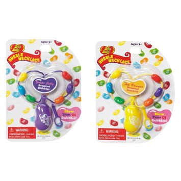 Shreeram Overseas Jelly Belly Necklaces Banana and Grape 2 Pack