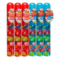 Shreeram Overseas Jelly Belly Bubble Wand Cherry and Berry Blue 6 Pack