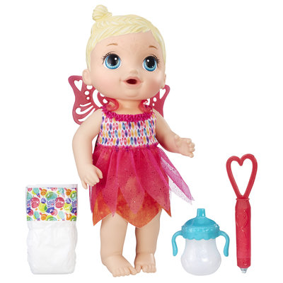 Baby Alive Face Paint Fairy - Blonde