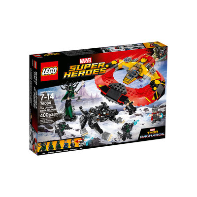 LEGO® Super Heroes 76084 The Ultimate Battle for Asgard