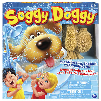 Soggy Doggy by Spin Master