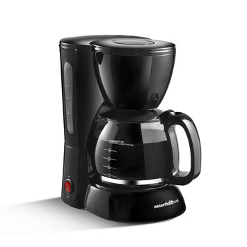 David Shaw Silverware Na Ltd Essential Home CM108 Coffee Maker - 5 Cup, Black