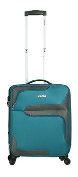 Aero-lite Co. INUSA 3D- City lightweight softside spinner 20 inch carry-on Turquoise