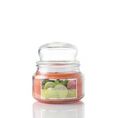 Mvp Group International Inc. 9 oz. Premium Papaya Guava Candle