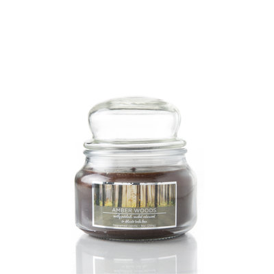 Mvp Group International Inc. 9 oz. Premium Amber Woods Candle