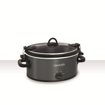 The Holmes Group, Inc Crock-Pot 5 qt. Cook & Carry Slow Cooker One Size