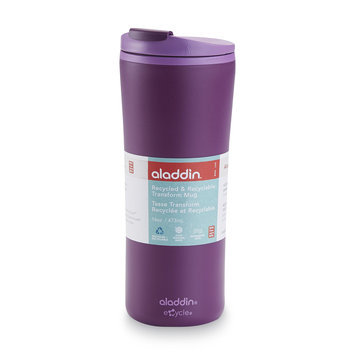 Stanley 10-01086-001 Aladdin Transform Recycled and Recyclable Mug 16oz, Fern