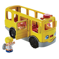 Little People® Sit with Me School Bus