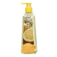 Lemon Citrus Liquid Hand Soap Dispenser
