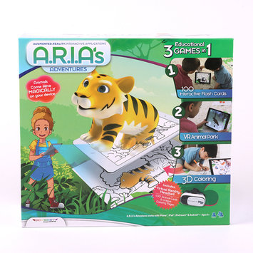 Cam Consumer Products, Inc. Odyssey Inspiring Imagination A.R.I.A.'S Adventures In Animal World, Multi-Color