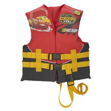 Zak Sports Gear & Apparel ZAK SPORTS Cars 3 Child Life Vest