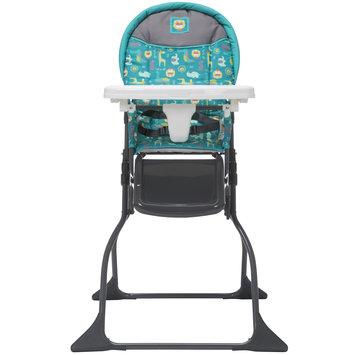 Dorel Juvenile Cosco Simple Fold High Chair - Safari Style, Gray