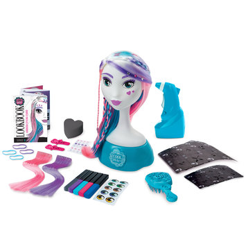 Spin Master Cool Maker Air Brush Hair and Make Up Studio, Multi-Colored