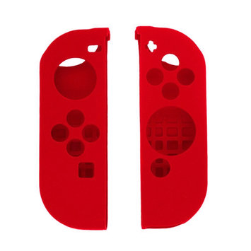 Mgear Silicone Sleeve for Nintendo Switch - Red