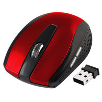Insten 2.4G Cordless Wireless Optical Mouse