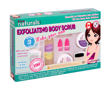 Fundamentals Toys - Kiss Naturals DIY Exfoliating Body Scrub