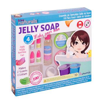 Fundamentals Toys - Kiss Naturals DIY Jelly Soap Kit