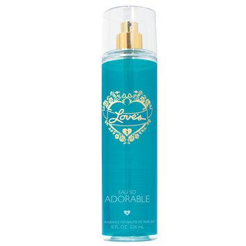 Dana Classic Fragrances Eau So Adorable Body Mist for Women - 8 fl. oz.