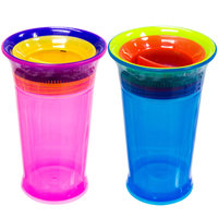 Sassy Inc. Infant's 2-Pack Grow Up Cups