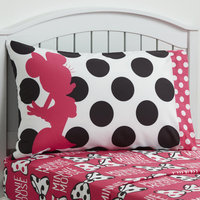 Jay Franco & Sons Minnie Mouse Girl's Pillowcase