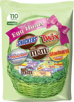 M & M Mars Inc Mars Mixed Easter Candy Variety Bag 35.8 oz