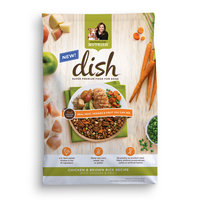 Rachael Ray Nutrish Dish Chicken & Brown Rice Dry Dog Food - 11.5 lb