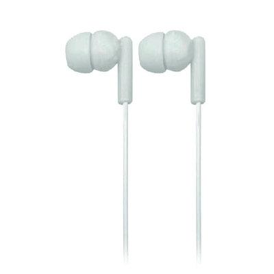 Naxa Electronics, Inc Naxa NE-938WHITE Ne-938 White Stereo Dj Headphones With Microphone In White