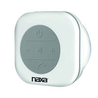 Naxa Electronics, Inc Waterproof Bluetooth Shower Speaker - Naxa