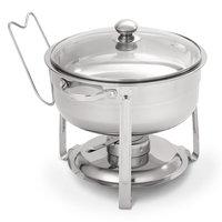 Oster Sangerfield 6-Piece 4.5 Quart Round Chafing Dish Set